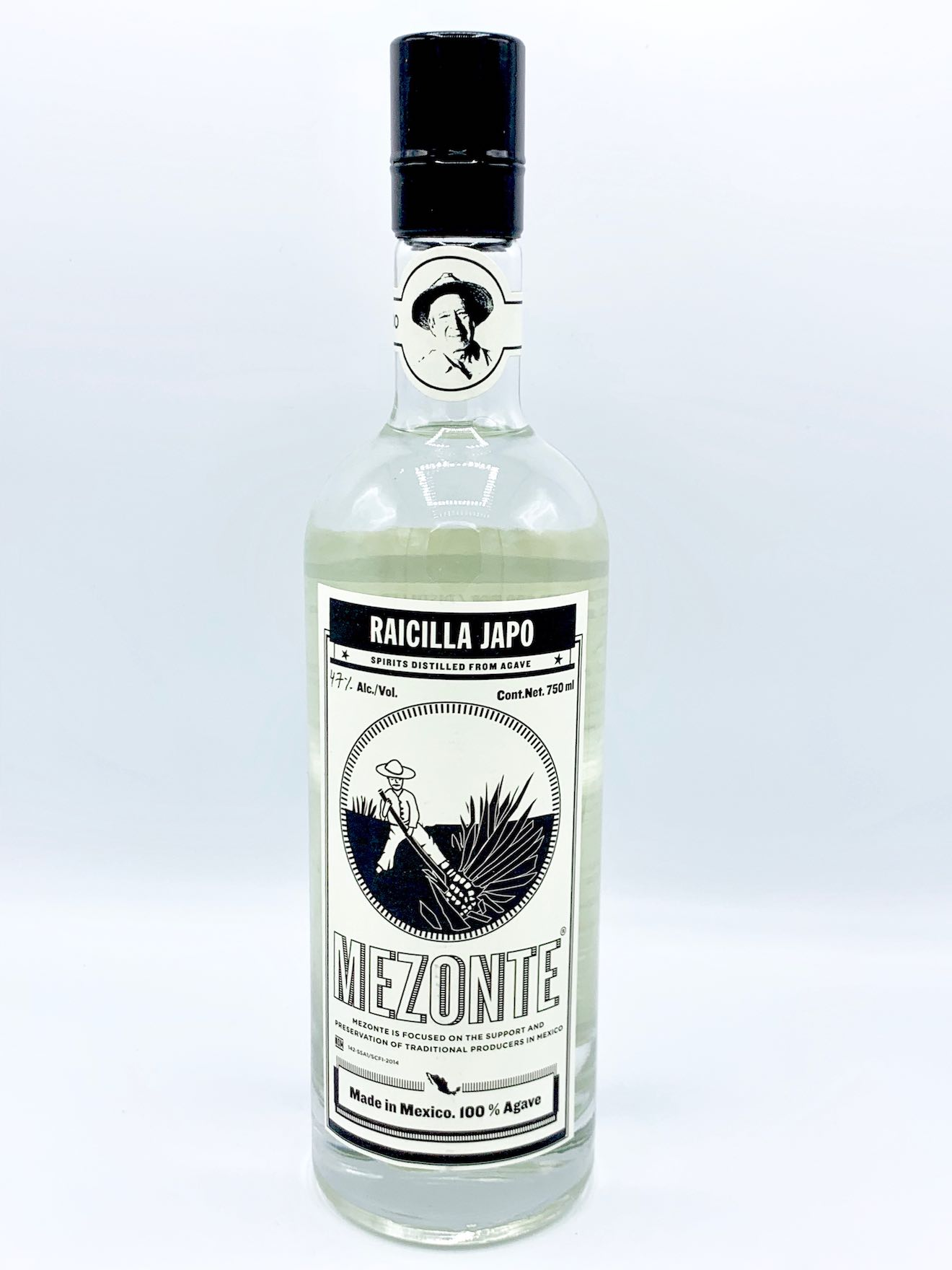 Mezonte - Japo Agave Spirit (Jalisco, Mexico)