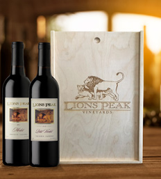 Bordeaux Branded Gift Box Collection